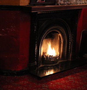 Dublin's Best Fireplaces