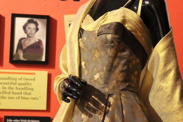 Ruth Griffin Fashion Historian Irene Gilbert Anne Countess of Rosse Irelands Fashion Radicals Robert O'Bryne